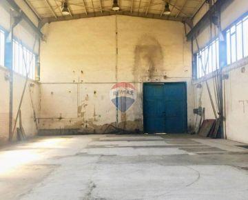 PRENÁJOM komerčného objektu 616 m2, Nitra Dolné Krškany