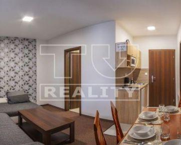Bešeňová - apartmánový rodinný dom na ploche 1063m2 vhodný na podnikanie.