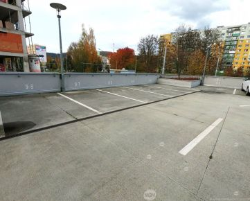 Prenájom parkovacie miesto, The Cube,  Žilina - Vlčince, Cena: 40€/mesačne