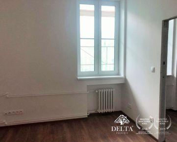 DELTA | 1 izb.byt v centre, Gunduličova, Staré mesto, 38,80m2