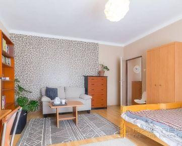 360° VP:: 1-izb. byt, TEHLA, BA III. Nové Mesto, Mestská ul.