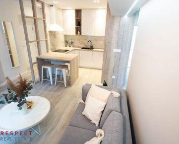 Zrekonštruovaný byt s príjemnou atmosférou
