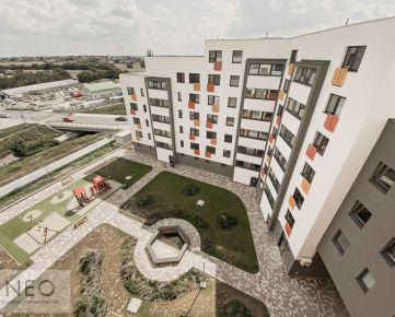 NEO- 2i byt v štádiu holobyt s balkónom