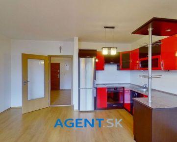 AGENT.SK 2-izbový byt s parkovacím stojiskom v Čadci