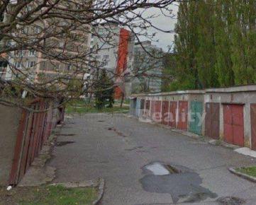 Na predaj garáž, Uralská, Košice - Nad jazerom