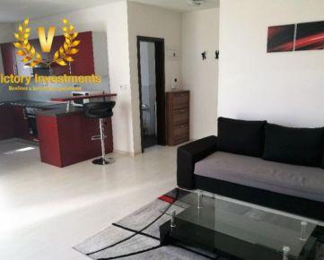Luxusný 1 izbový byt - NITRA ČERMÁŇ