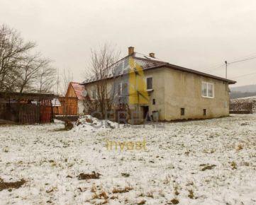 UBĽA rodinný dom Na predaj
