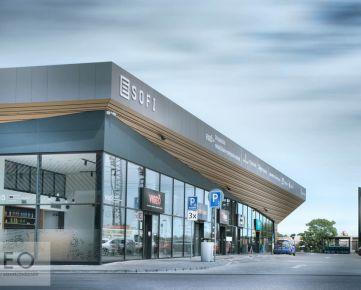 NEO - posledné obchodné priestory na prenájom v nákupnom centre OC SOFI