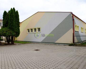 Prenájom objektu - Nitra