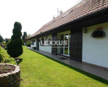 LEXXUS-PREDAJ, štýlová vidiecka usadlosť pre náročných, Borský Sv. Jur