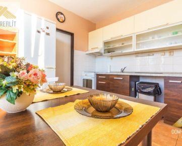 DOM-REALIÍT a veľkometrážny 3 izbový byt na Chrenovej v Nitre