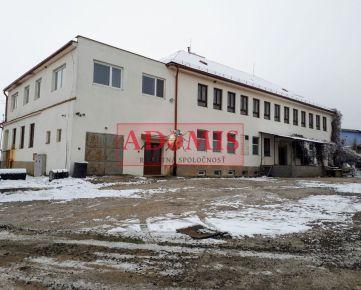 ADOMIS – ponuka na predaj polyfunkčný objekt, Moldava nad Bodvou, s parkoviskom