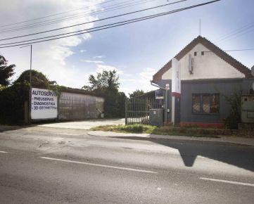 Realitnyprofik.sk ponúka na predaj prevádzkový areál v Bratislave