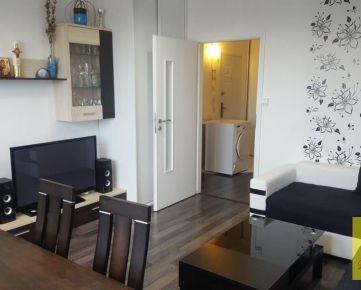 3-izbový byt, 65 m2, lodžia (8.p/8), KE-KVP Zombova
