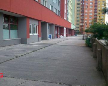 Predaj nebytových priestorov 335 m2 na Holíčskej ulici, Petržalka