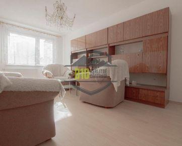 4izbový byt spodná Klokočina- IHNEĎ VOĽNÝ