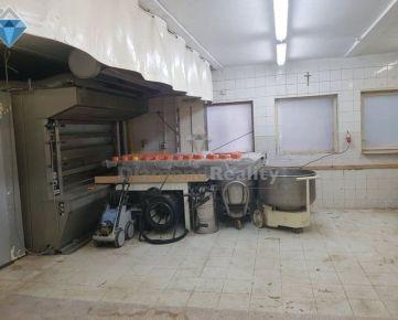 Na prenájom potravinárske výrobné priestory