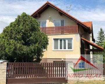 Rodinný dom v tichej časti Záhorskej Bystrice, HARGAŠOVA ul.