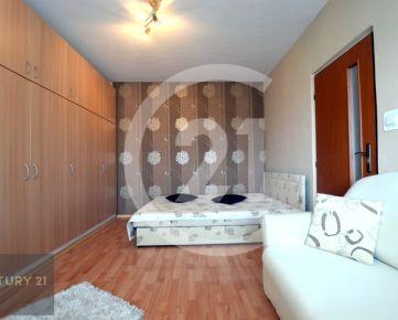 Prenájom 1 izb. bytu na skok do mesta – KE JUH, ul. Ludmanská