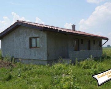 Košecké Podhradie rodinný dom na predaj - novostavba