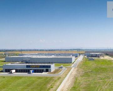Prenájom skladových priestorov 2205 m2, Trnava