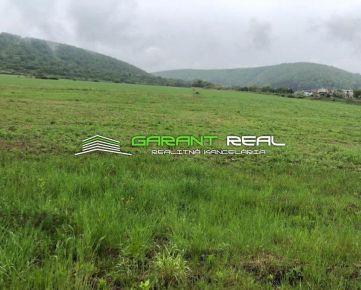 GARANT REAL - predaj pozemok 1692 m2/ 2538 m2, na občiansku vybavenosť, Veľký Šariš, okr. Prešov