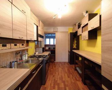 Dvojizbový byt vo vyhľadávanej lokalite na Jilemnického ulici