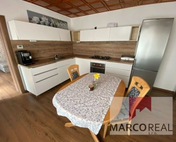 4-izbový RD vo výbornej lokalite v Trnave časť Modranka, pozemok 620 m2, garáž, kompletná rekonštrukcia