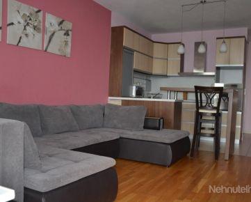 Prenájom 2 izbový moderný byt v novostavbe UNIVERSO, Ružová dolina, Ružinov