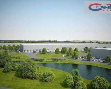 Prenájom skladových priestorov 4500 m2, Nitra