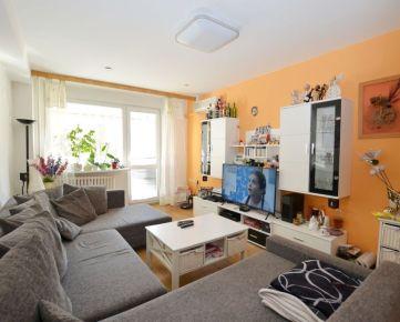 PREDAJ 3 izbový byt v tichom prostredí, nová elektrina, klimatizácia, Nobelova ul.