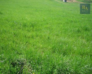3 pozemky Považský Chlmec - vhodné ako investícia