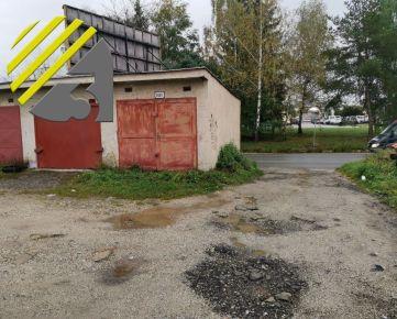 Garáž na predaj v Žiline ul. Kamenná 8800 €