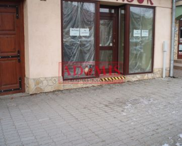 ponuka na predaj ( prenájom) komerčný objekt, Moldava nad Bodvou