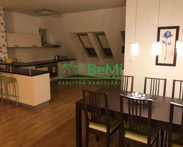 Na prenájom 4-izbový byt s veľkou terasou Banská Bystrica - Belveder. (ID-433-214-ZUS)