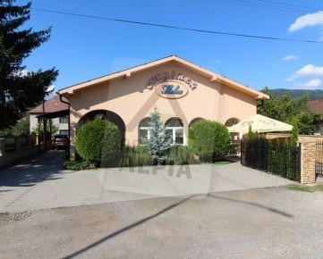 Podnikateľský objekt na predaj, 692 m2, Chrenovec - Brusno, 140.000 €