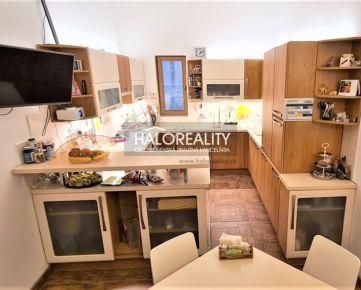 HALO REALITY - Predaj, mezonetový byt Košice Staré Mesto - Centrum, Alžbetina, 4i byt, 177 m2