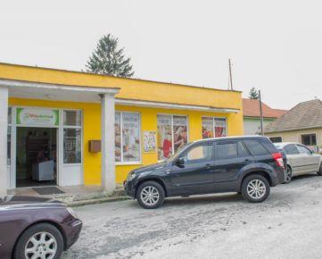 Exkluzívne na predaj obchodný priestor Borová s pozemkom 1140 m2, Trnava