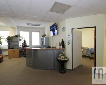 Kancelárske priestory na prenájom - cca 350 m2 - Rybničná
