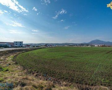 Komerčný pozemok 5750 m2 v Prešove