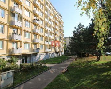 REZERVOVANÝ - Na prenájom príjemný 1 izbový byt v obľúbenej časti Nového mesta