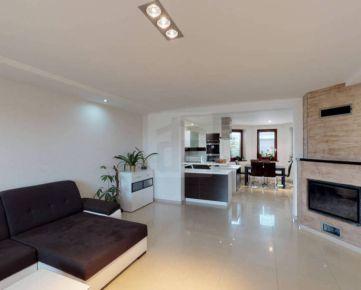 Direct Real - 360° VR - Krásna, kompletne a nadštandardne zariadená, novostavba 5i rodinného domu v obci Láb na Záhorí. Neváhajte a objed...