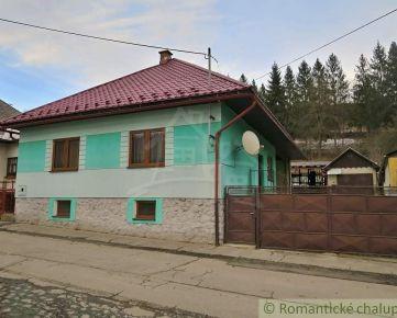 Dom v príjemnej lokalite v mestečku Dobšiná