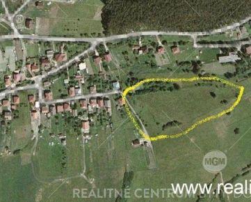 Hľadáme 3 kupcov SP Lietavská Svinná, 3 parcely, 26 Eur/m2