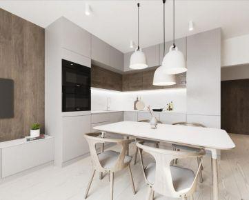 Rezidencia Bystrická! Predaj priestranný 1i byt 36,85m2 s balkónom a pivnicou, Ružomberok
