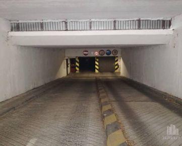 ONDAVSKÁ - na prenájom garážové státie v podzemnej garáži - RUŽINOV