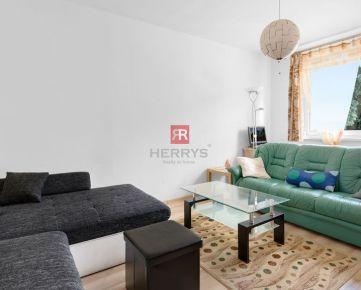 HERRYS - Na predaj čiastočne zrekonštruovaný 2 izbový byt v Podunajských Biskupiciach
