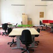 Kancelárie, administratívne priestory 800m2, pôvodný stav