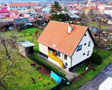 Predaj RD/ rodinný dom- Slovenská Ľupča, 12 km od Banskej Bystrice, www.BBreality.sk