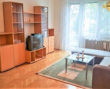Zariadený 3i byt na prenájom v Bratislave - Ružinove